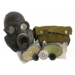 Gas Masks & Protection Kit
