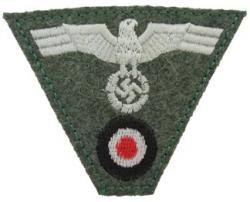 EM Cap Badges