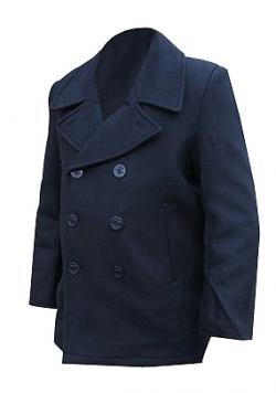 Navy Pea & Great Coats