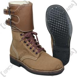 US Army and Paratrooper Boots