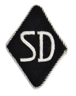 Waffen-SS Trade Patches