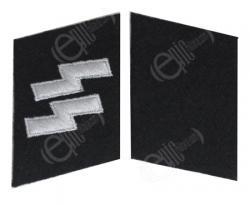 SS EM Collar Tabs