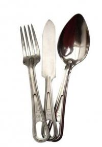 Cutlery - Knives, Forks, Spoons