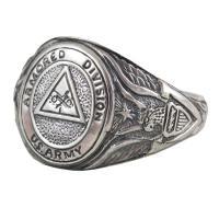 WW2 US Silver Rings