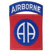 All Airborne Badges