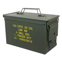 Ammo Boxes & Tank Mines