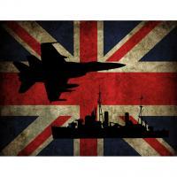 British RAF & Navy
