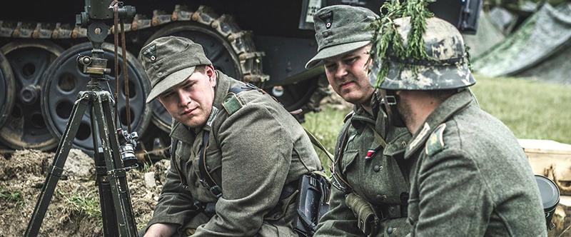 9 Panzer Aufklarung Norwegian Group