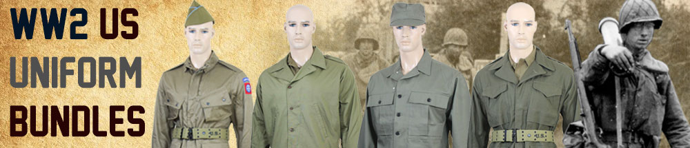 WWII American Uniforms