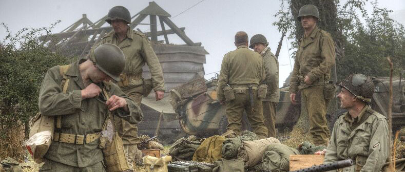 1st Infantry Living History Group