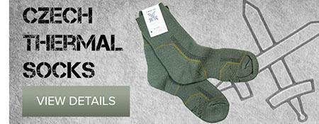 Czech Army Socks