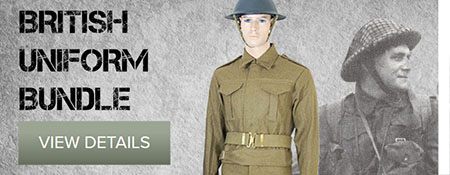 British Uniform Bundle