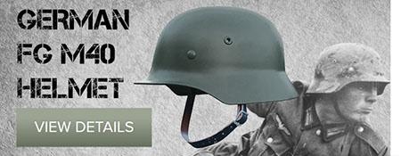 German M40 Helmet
