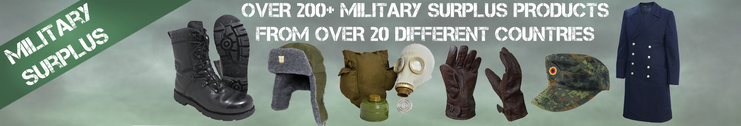 International Military Surplus