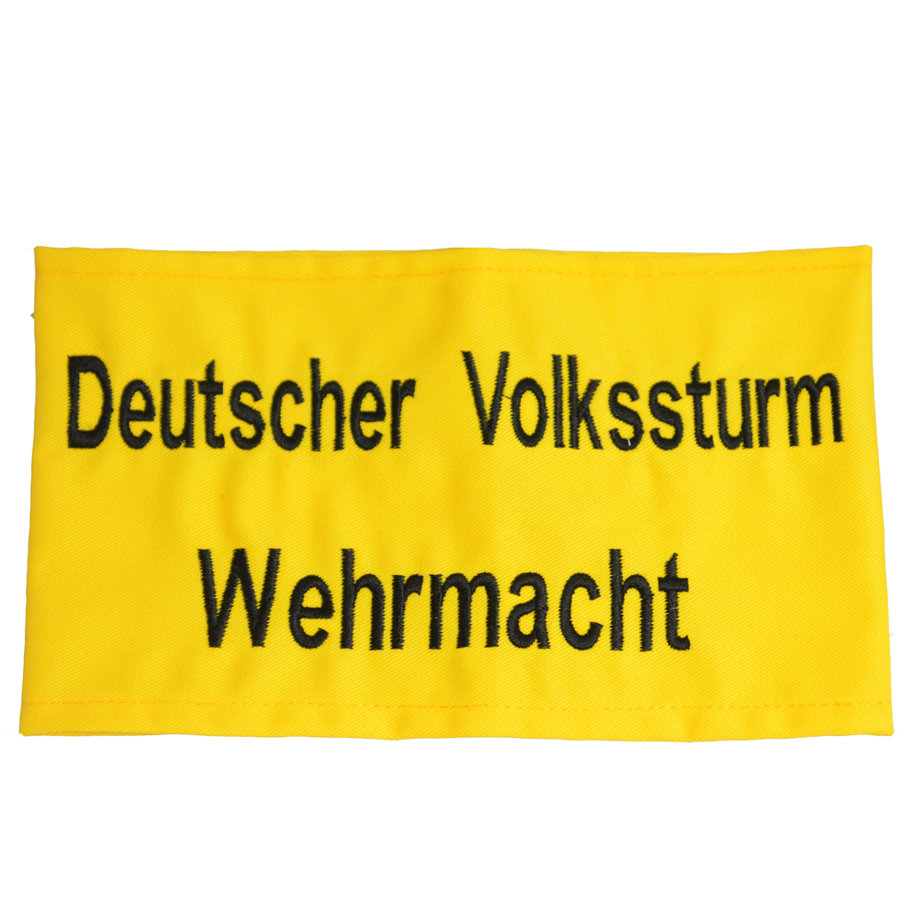 German Volkssturm