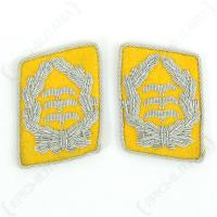 Officer Collar Tabs
