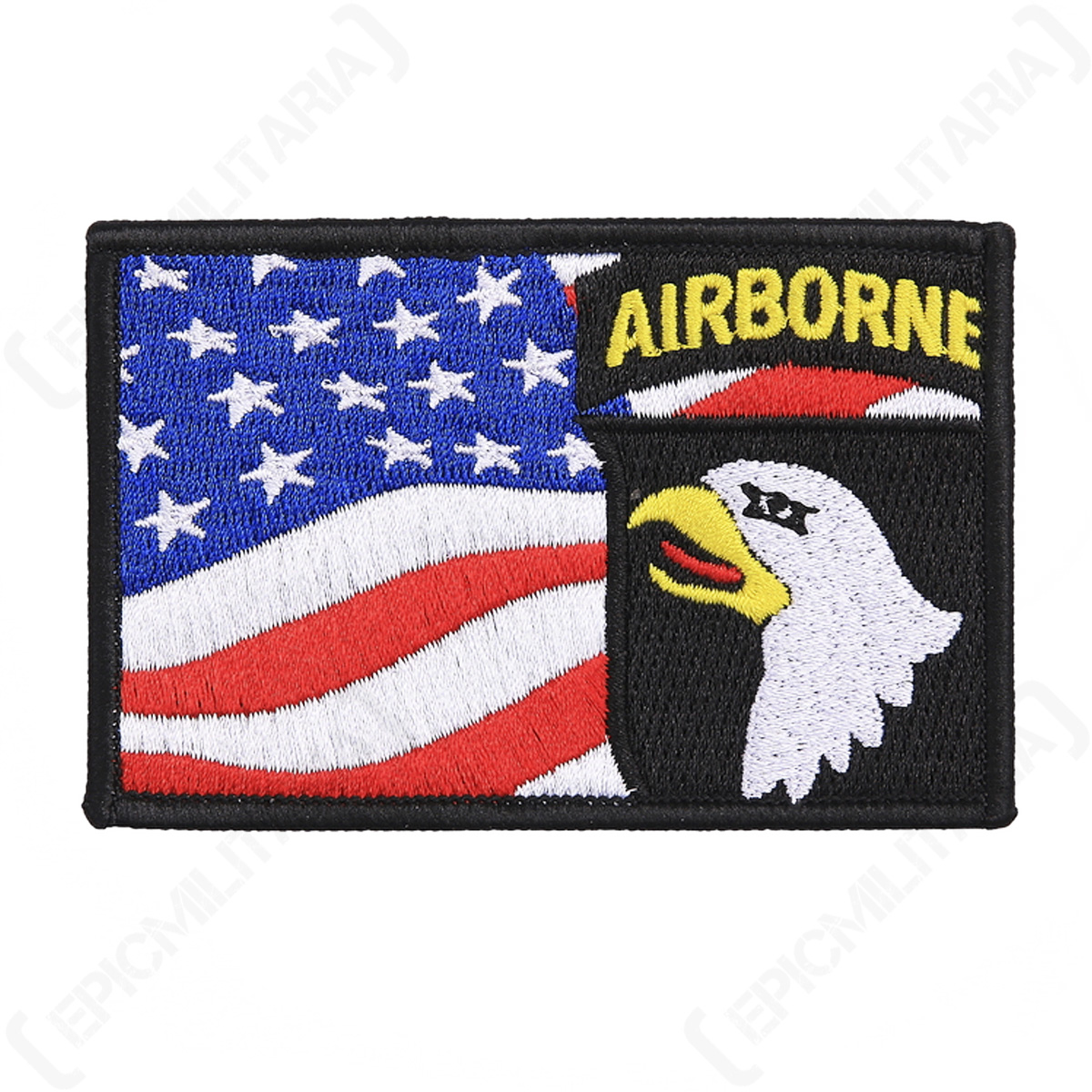 WW2 Themed Flag Patches