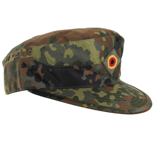 WW2 German Caps by Erel