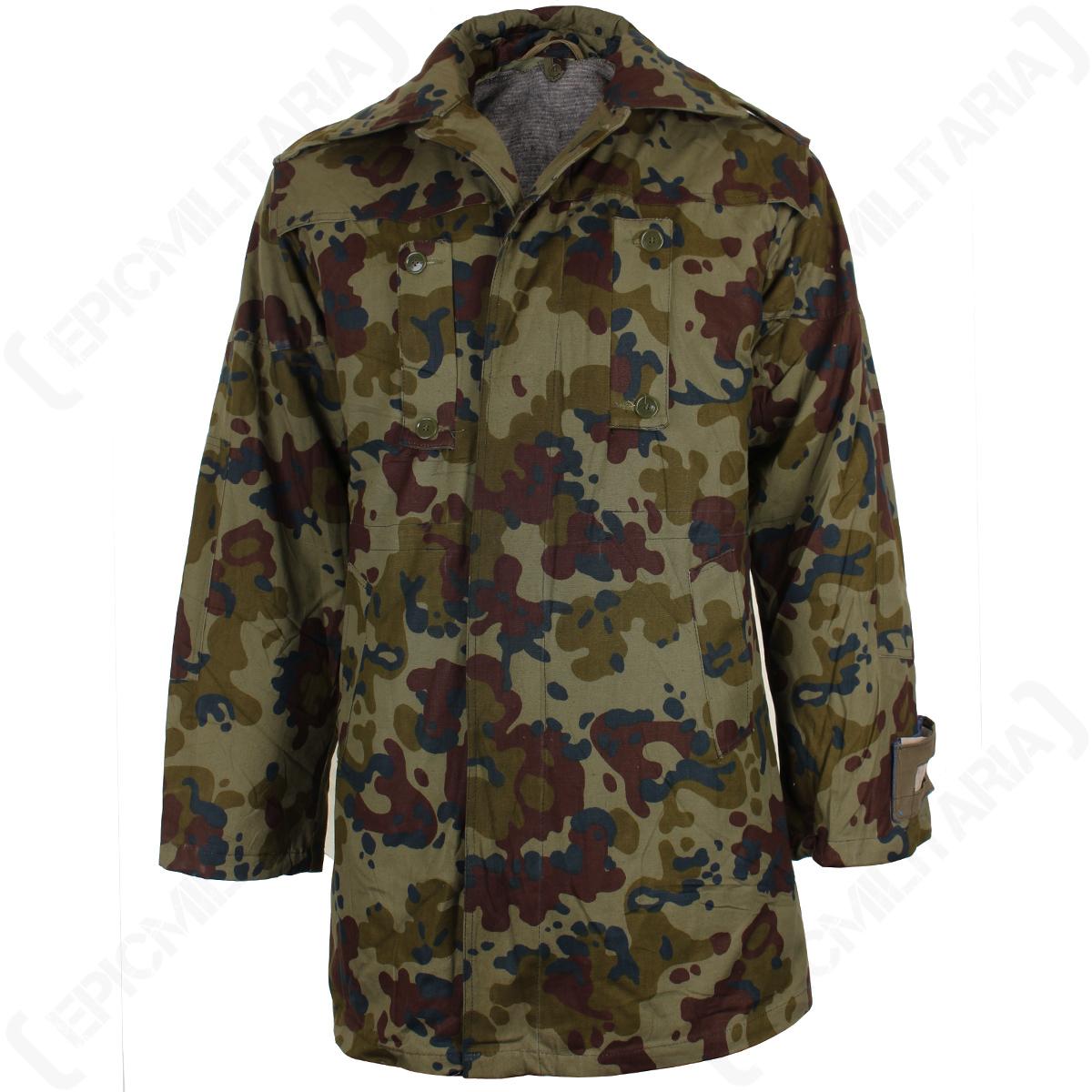 Jackets, Parkas and Tunics
