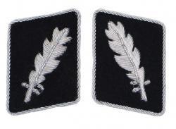 SS Officer Collar Tabs