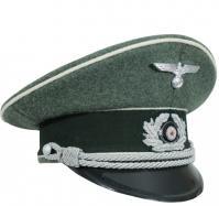 WW2 German Visor Caps
