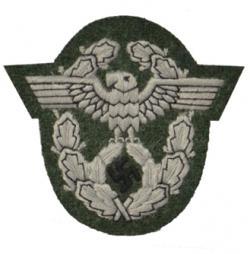 Feldgendarmerie Police Insignia