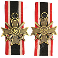 War Merit Crosses