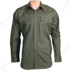 Military Style Field Shirts