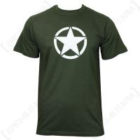 Military Themed T-Shirts