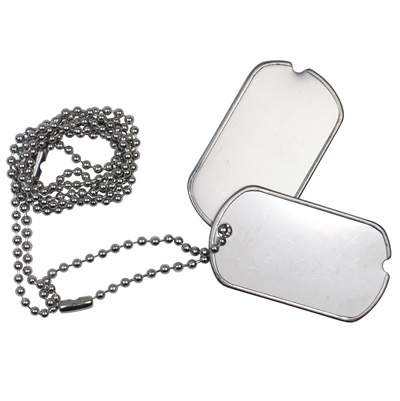 Dog Tags & Chains