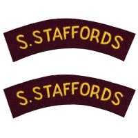 Infantry Shoulder Titles
