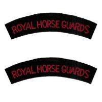 Guards Shoulder Titles