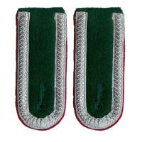 NCO Shoulder Boards