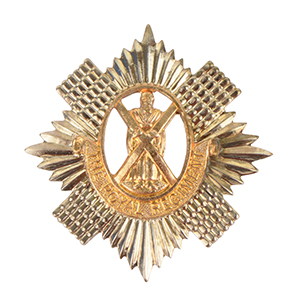 British Army Cap Badges