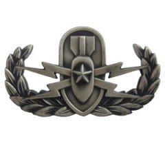 US Army Explosive Bomb Disposal Qualification Badge - Senior