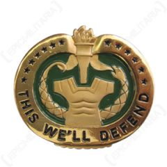 US Army Drill Instructor Identification Badge