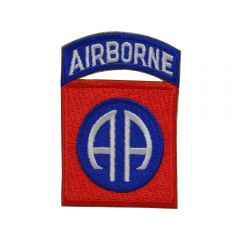 82nd Airborne Patch (All Americans) Thumb