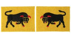 British 11th Armoured Infantry Division Patches - Thumbnail