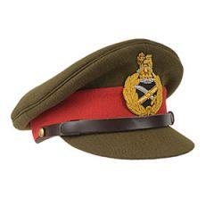 WW2 British Army Generals Visor Cap