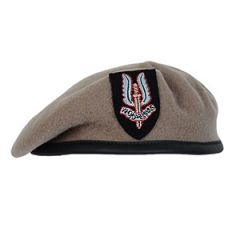 British Army SAS Beret with Badge