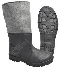 German Army Style Cold Weather Boots