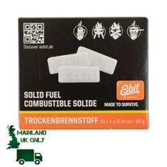 Esbit Burner Fuel Blocks