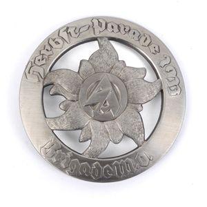 1933 SA Brigade Autumn Parade Badge Thumbnail