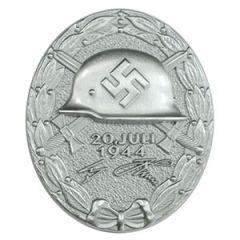 Silver 1944 German Wound Badge Thumbnail
