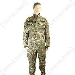 Multicam BDU Jacket and Trouser Set Thumbnail