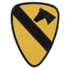 1st Cavalry Patch Thumbnail