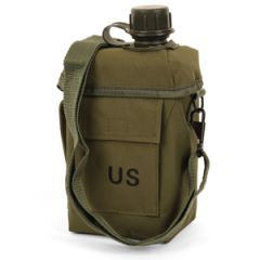 2 Litre Patrol Canteen with Cover and Strap