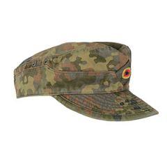 Flecktarn Camouflage Field Cap