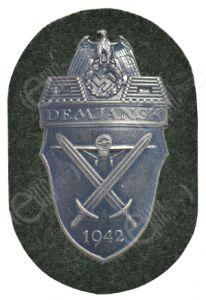 WW2 German Demjansk Shield