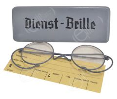 German WW2 Style Wire Rimmed Service Glasses